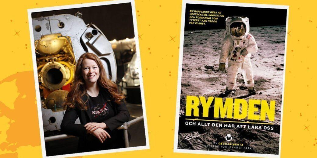 Pressmeddelande: Svensk kvinnlig rymddesigner vill  rädda jorden med rymdteknik